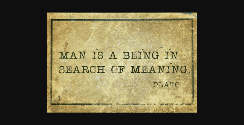 Man's Search for Meaning Quotes