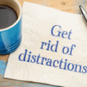 No Distractions Quotes