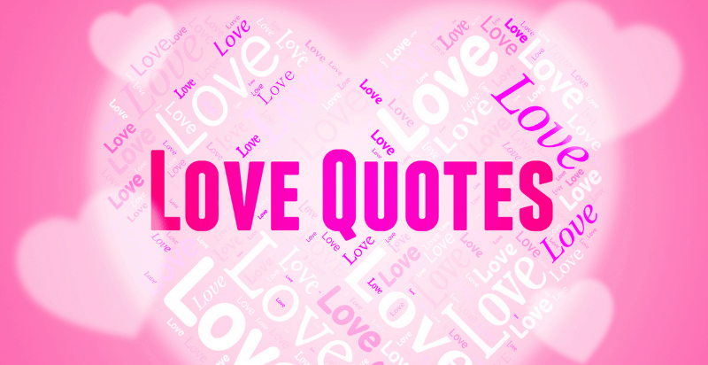 Love Quotes from Books